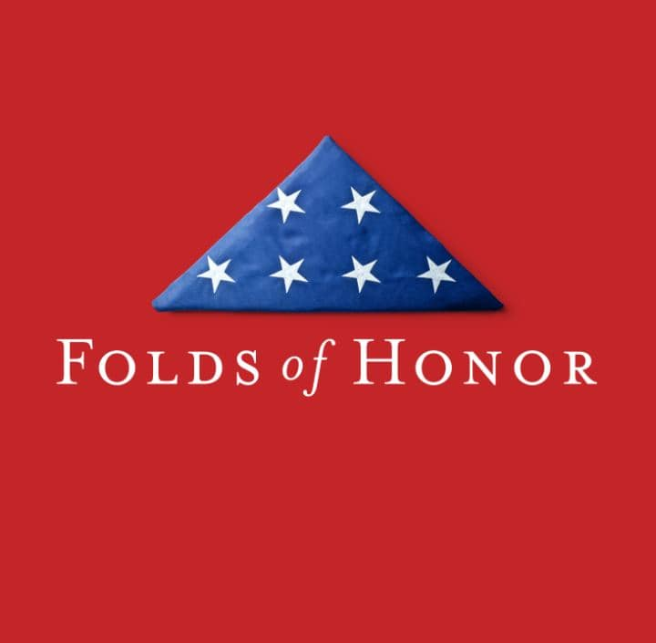 Folds of Honor logo